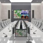 Мультимедийное оборудование конференц-залов